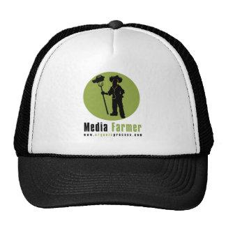 Gorra del camionero del granjero de los medios