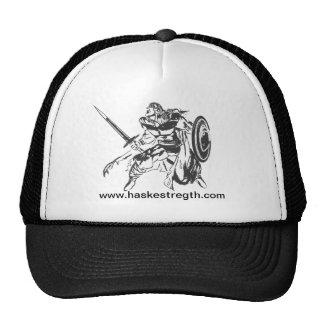 Gorra del camionero del guerrero de Viking