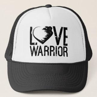 Gorra del camionero del guerrero del amor