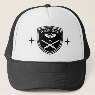 Gorra del camionero del jefe militar
