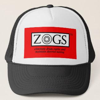Gorra del camionero del logotipo de ZOGS