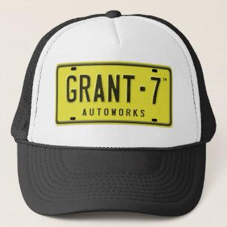 Gorra del camionero del logotipo el G7