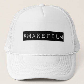 gorra del camionero del #MAKEFILM