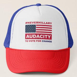 Gorra del camionero del #NEVERHILLARY