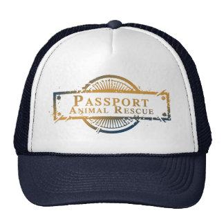 Gorra del camionero del PAR