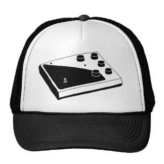 Gorra del camionero del pedal de la memoria