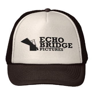Gorra del camionero del puente del eco