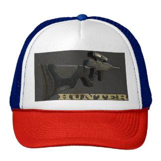 Gorra del camionero del rifle del cazador