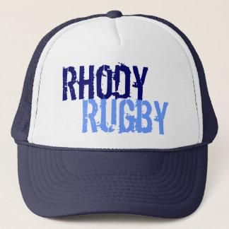 Gorra del camionero del rugbi de Rhody
