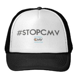 gorra del camionero del #STOPCMV