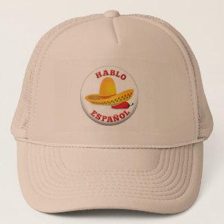 Gorra del camionero - español del amor