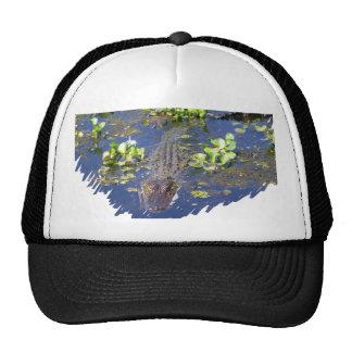Gorra del cazador del cocodrilo del pantano de Lui