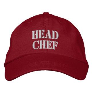 Gorra del chef