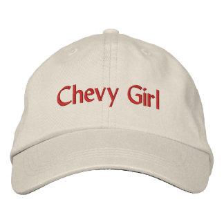 Gorra del chica de Chevy Gorra De Beisbol