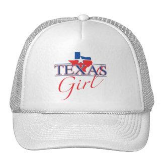 Gorra del chica de Tejas