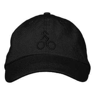 Gorra del chica del ciclo gorro bordado