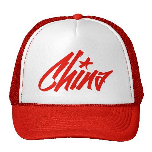 Gorra del China-Camionero