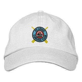 Gorra del club de St. Louis que se encrespa