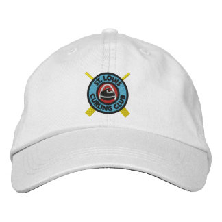Gorra del club de St. Louis que se encrespa Gorros Bordados