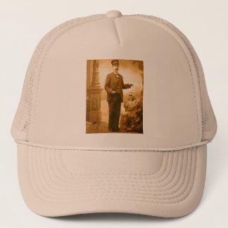 Gorra del conductor de tren