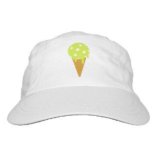 Gorra del cono de helado del verano de Pickleball Gorra De Alto Rendimiento