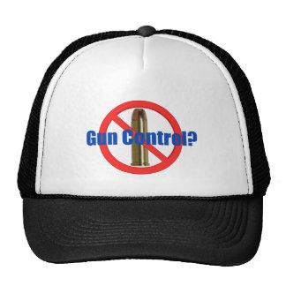 Gorra del control de armas