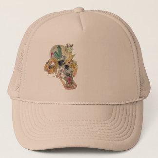 Gorra del cráneo del desierto