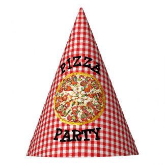 Gorra del cumpleaños del fiesta del papel del