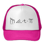 gorra del cutie pi