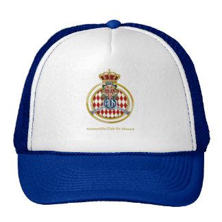 Gorra del De Mónaco del club del automóvil
