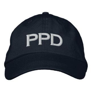 Gorra del Departamento de Policía del paraíso