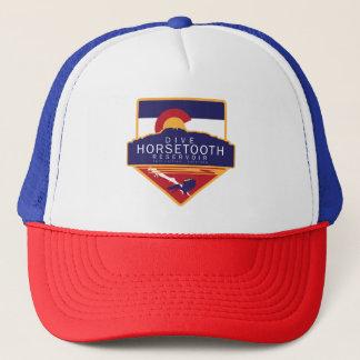 Gorra del depósito de Horsetooth de la zambullida