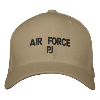 gorra del desierto del pj de la fuerza aérea gorra de béisbol