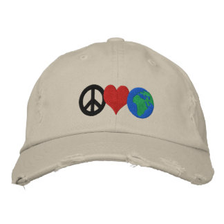 Gorra del Día de la Tierra