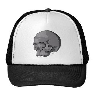 Gorra del diseño del cráneo