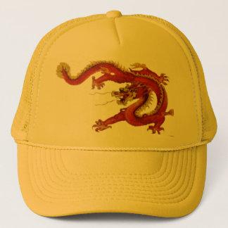 Gorra del dragón del fuego