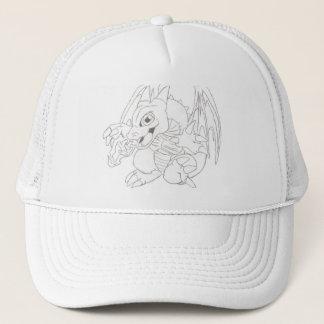 Gorra del dragón del niño