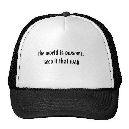gorra del eco   …