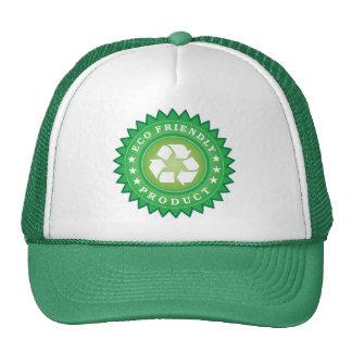 gorra del eco-amistoso-producto