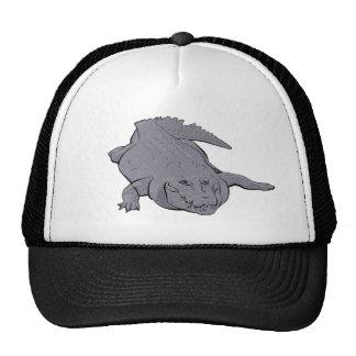 Gorra del ejemplo del cocodrilo