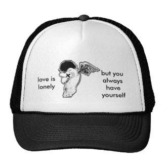 gorra del emo
