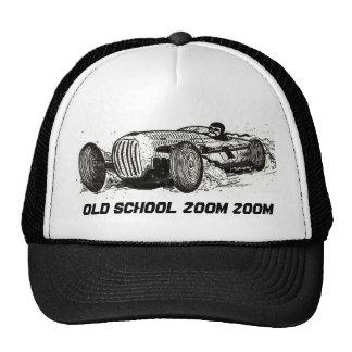 Gorra del enfoque del enfoque de la escuela vieja