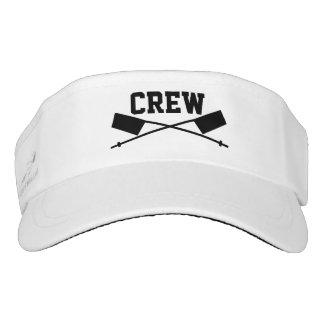 Gorra del equipo visera
