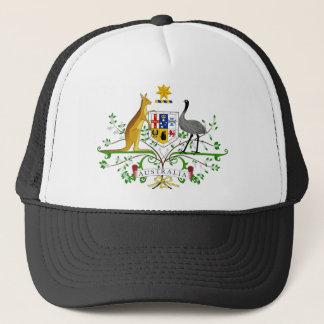 Gorra del escudo de armas de Australia