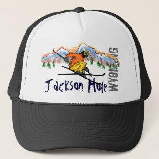 Gorra del esquí de Jackson Hole Wyoming