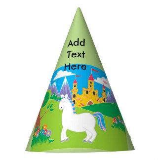 Gorra del fiesta de la fiesta de cumpleaños del