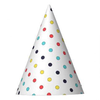 Gorra del fiesta de los puntos del carnaval