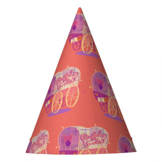 Gorra del fiesta del carro de los galones del