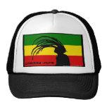 gorra del fife de johnny del rasta