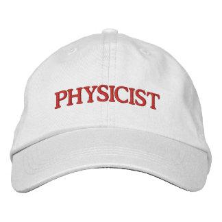 Gorra del físico gorras de beisbol bordadas